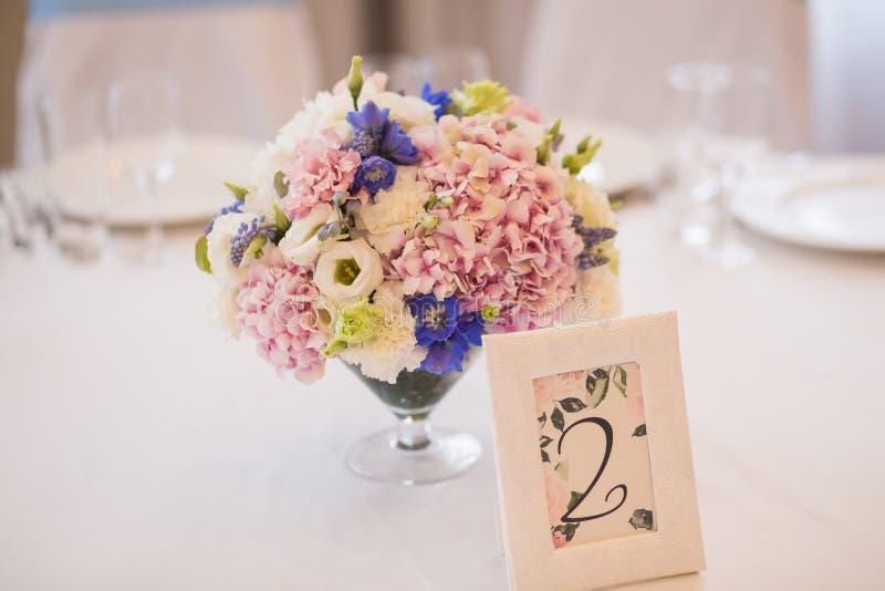 Decoração bonita da flor fotos de stock