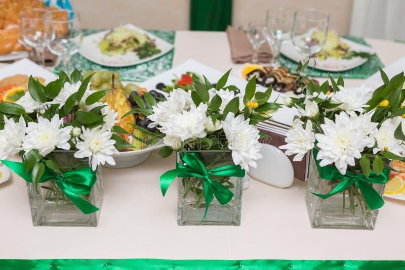 Decoração bonita da flor imagens de stock royalty free