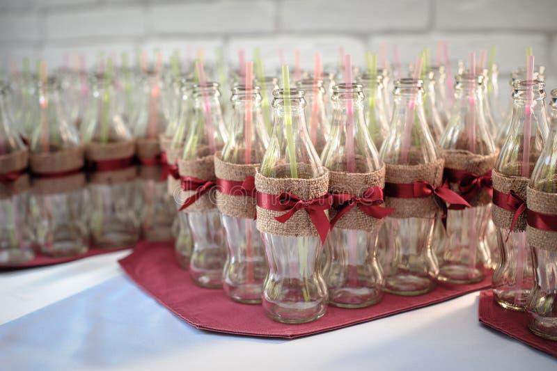 Decoração bonita do casamento para uma sessão fotográfica imagens de stock royalty free