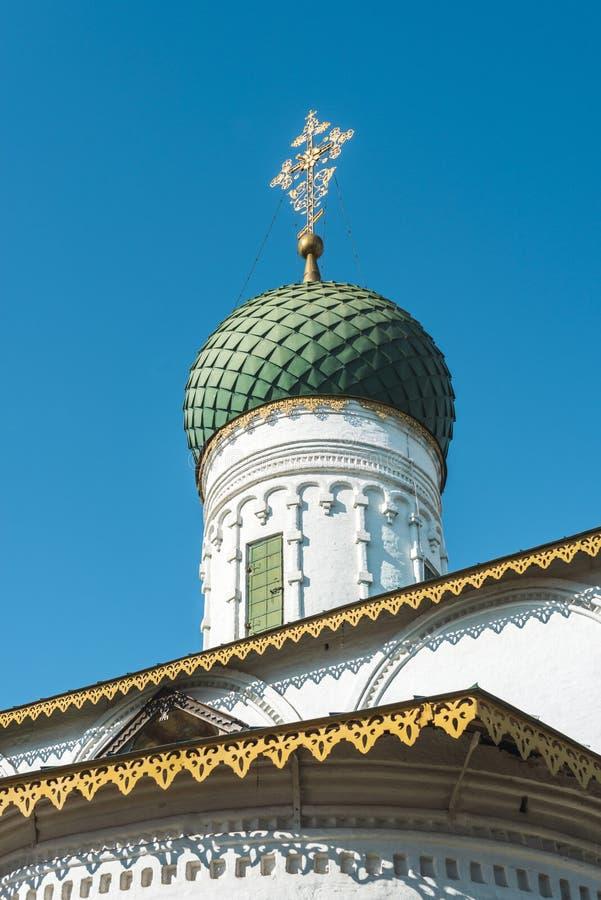 Decoração da igreja do russo imagens de stock royalty free