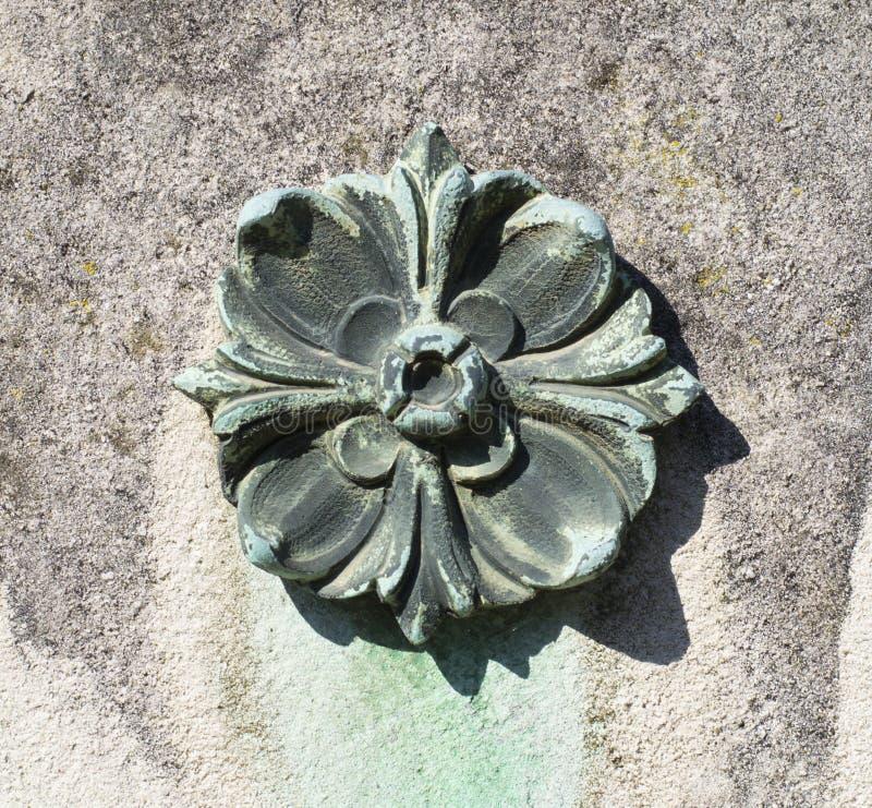 Decoração de pedra (teste padrão abstrato da natureza) foto de stock royalty free