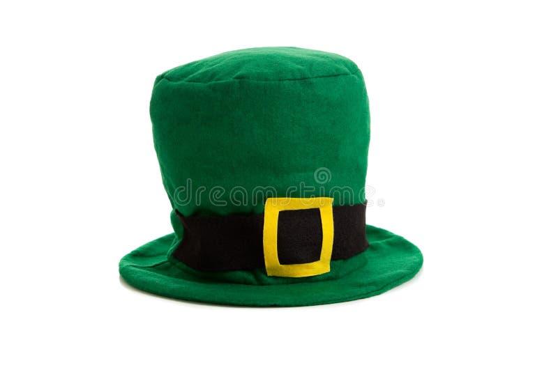 Decoração do chapéu do dia do St. Patricks imagem de stock