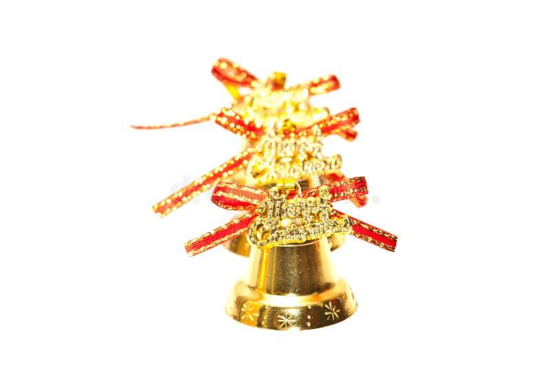 Decoração do Feliz Natal e do ano novo feliz foto de stock