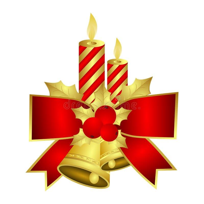 Download Decoração do Natal ilustração stock. Ilustração de projeto - 10064555