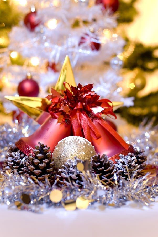 Download Decoração do Natal imagem de stock. Imagem de celebration - 16854329