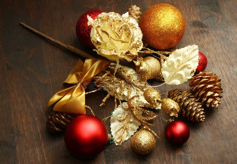 Download Decoração do Natal foto de stock. Imagem de verde, vidro - 16858880