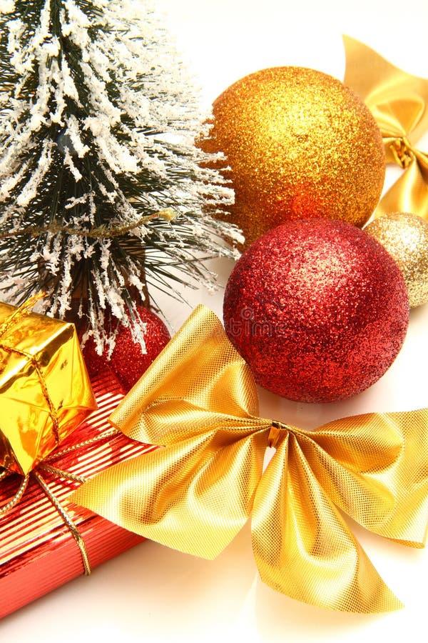 Download Decoração do Natal foto de stock. Imagem de esferas, cópia - 16858992