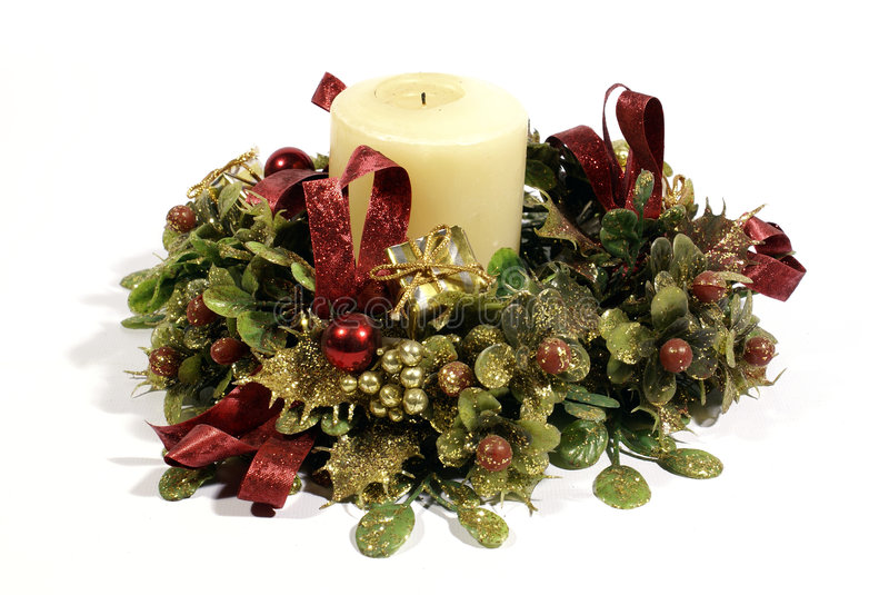 Decoração do Natal fotos de stock royalty free