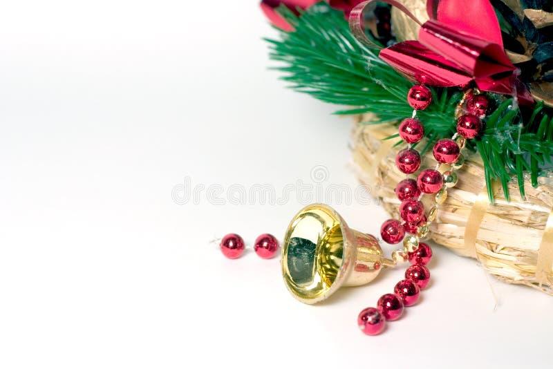 Decoração Do Natal Imagens de Stock Royalty Free