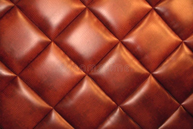 Decoração do teste padrão de Upholstery foto de stock royalty free