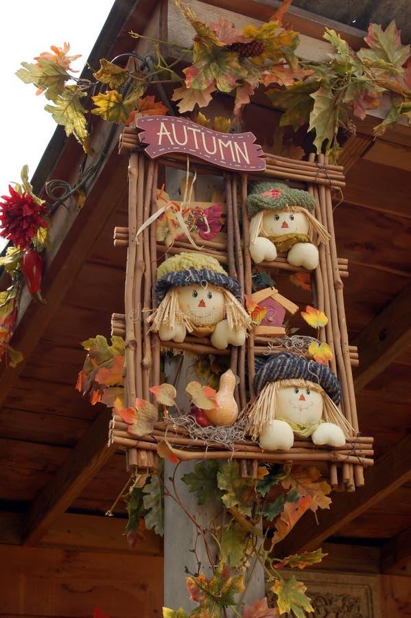 Decoração Halloween imagens de stock royalty free