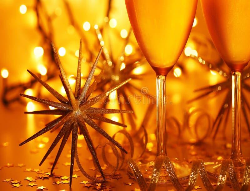 Decoração romântica do feriado fotografia de stock royalty free