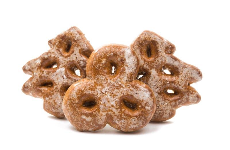 Download Decorações Comestíveis Das Cookies Do Natal Imagem de Stock - Imagem de decorações, canela: 80102279