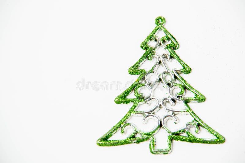 Decorações do Natal e do ano novo imagem de stock