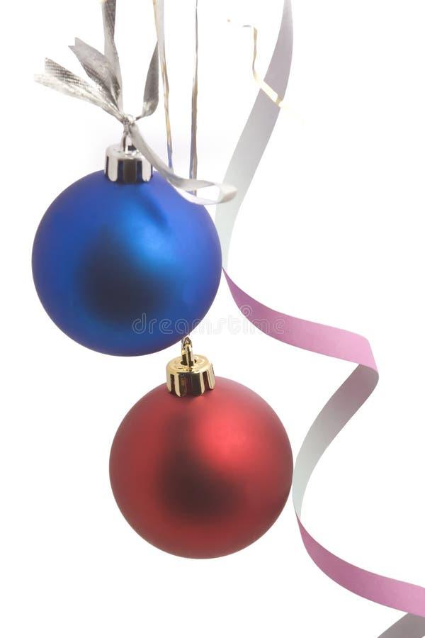 Decoración #33 de la Navidad imagen de archivo