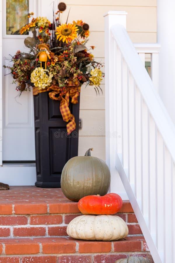 Decoración de Halloween fotos de archivo