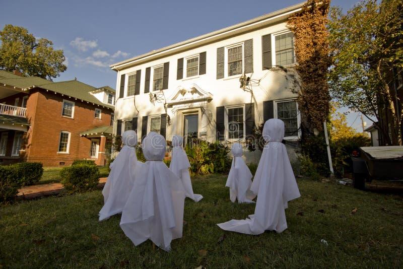 Decoración de Halloween imagen de archivo
