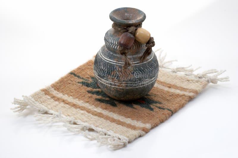 Decoración de la cerámica fotos de archivo