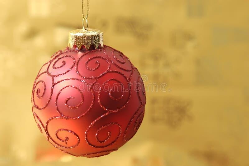 Decoración De La Navidad Imagen De Archivo Gratis
