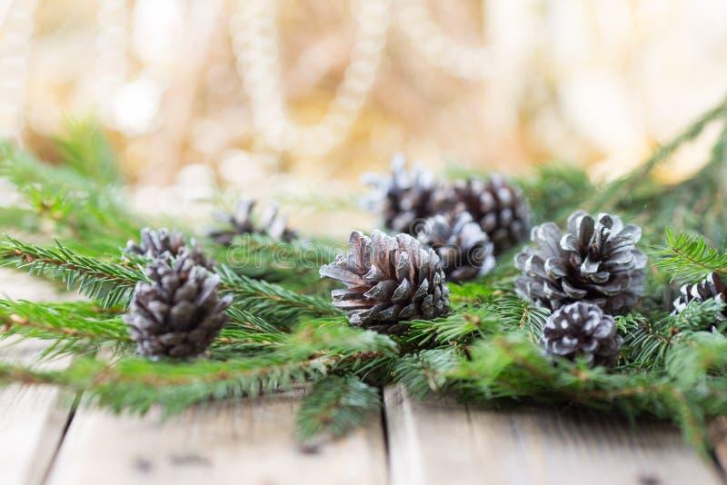 Decoración de la Navidad. imagen de archivo libre de regalías