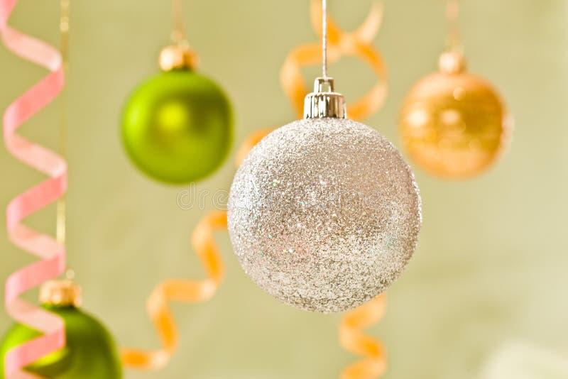 Download Decoración de la Navidad imagen de archivo. Imagen de esfera - 7276547