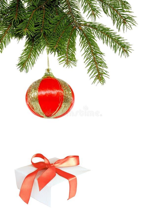 Download Decoración de la Navidad foto de archivo. Imagen de paquete - 7279106