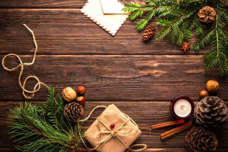 Decoración de la Navidad, ornamento de la Navidad, madera, aún vida