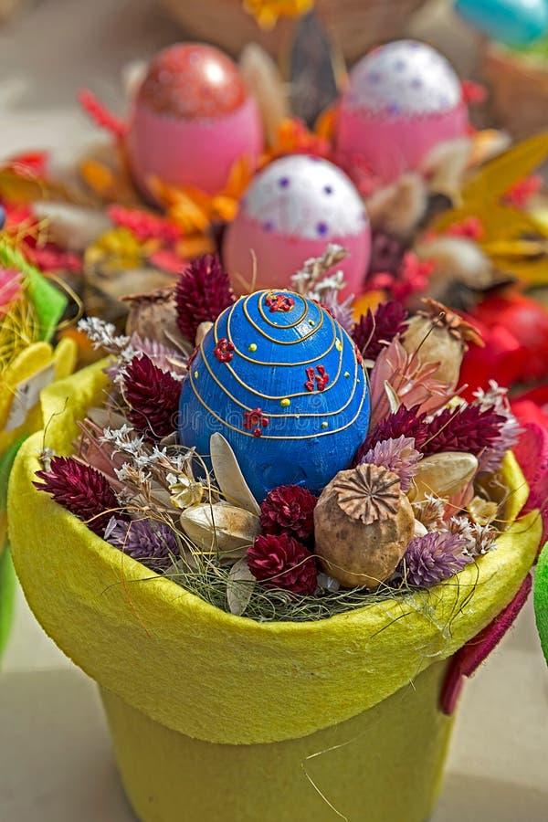 Decoración de Pascua imagen de archivo libre de regalías