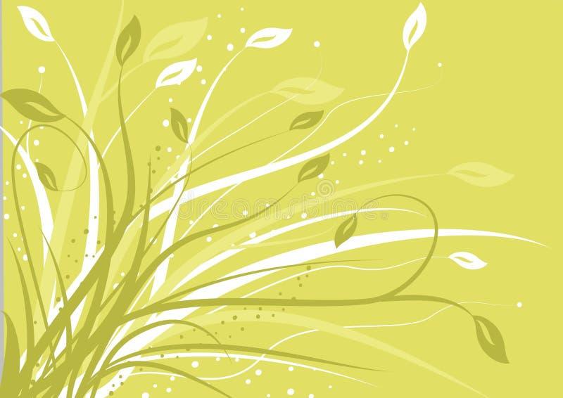 Decoración del fondo libre illustration