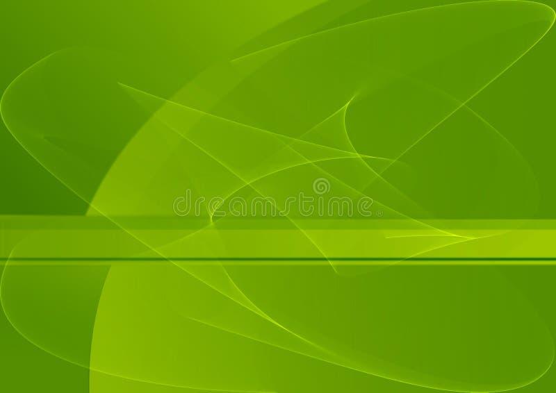 Decoración del fondo ilustración del vector