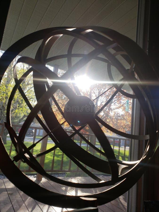 Decoración del globo imagen de archivo libre de regalías