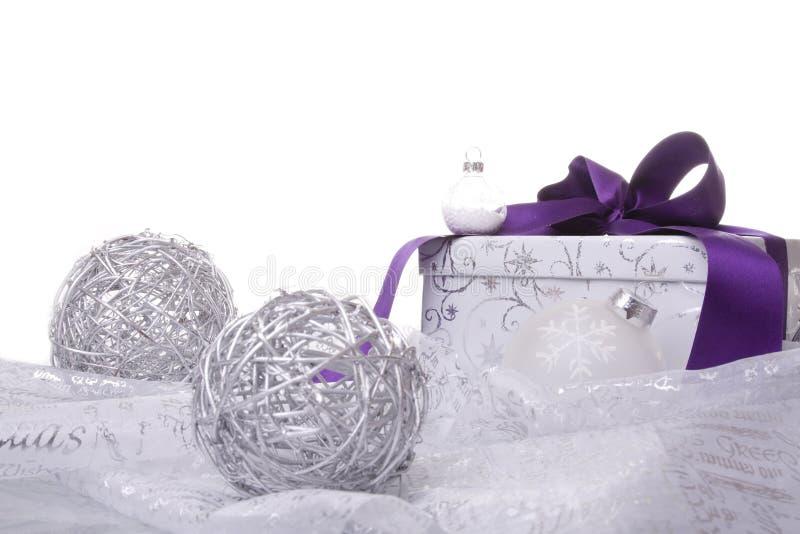 Download Decoración Del Regalo De Navidad Imagen de archivo - Imagen de conjunto, estación: 7279037