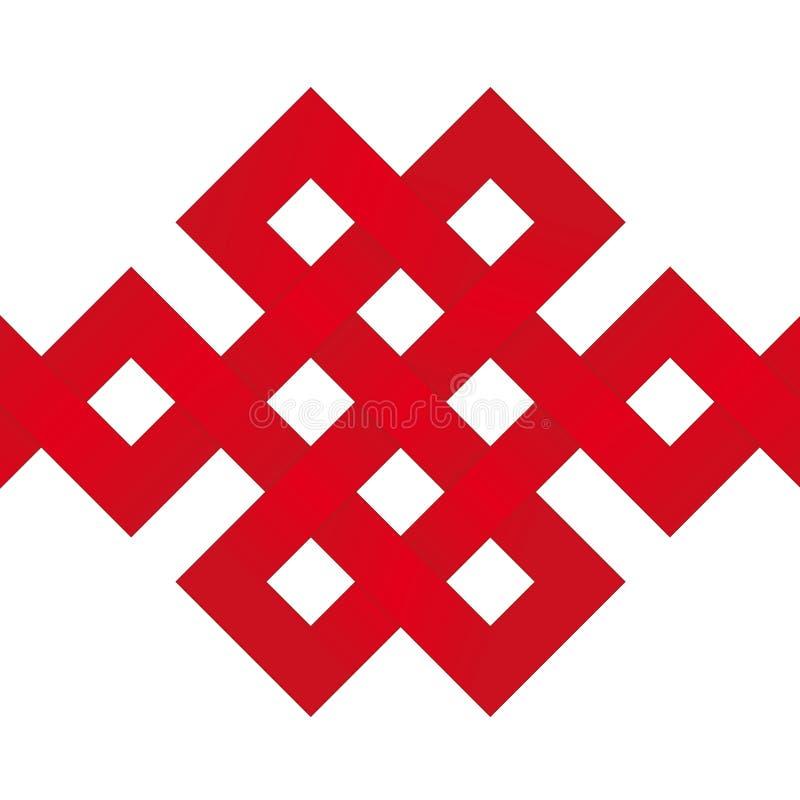 Decoración geométrica (vector) ilustración del vector