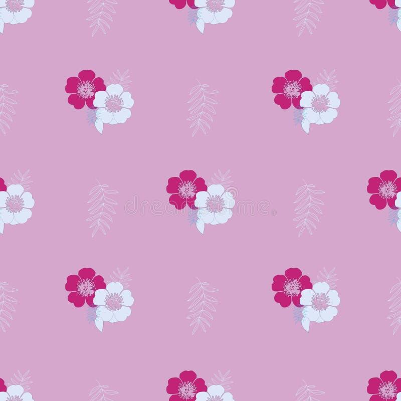 Decoración para textiles o papel libre illustration