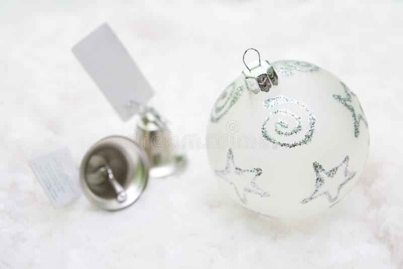 Download Decoración Y Alarmas De La Navidad Foto de archivo - Imagen de celebración, alarmas: 7150384