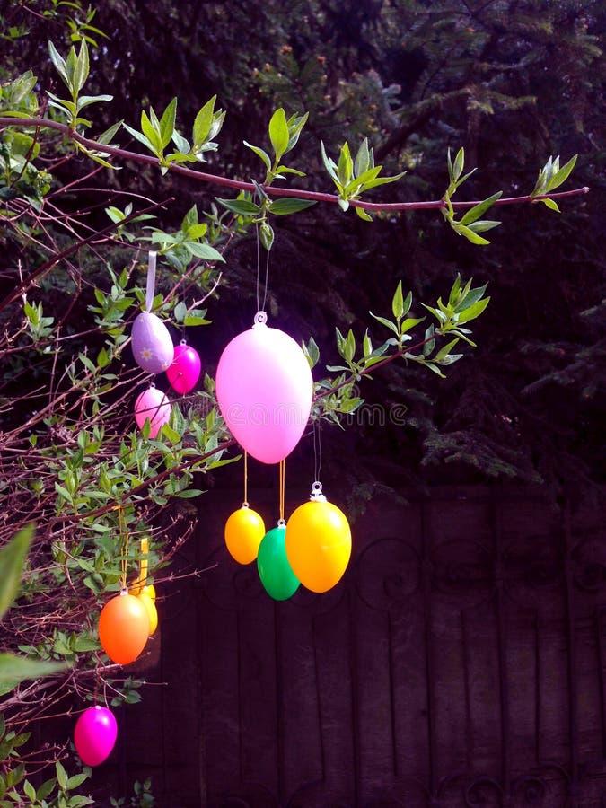 Decoraci?n de Pascua imagen de archivo libre de regalías