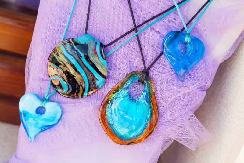Download Decoraciones De Cristal Agradables De Murano En El Ilsand De Murano Cerca De Venecia, Italia Imagen de archivo - Imagen de brillante, corazón: 100535733