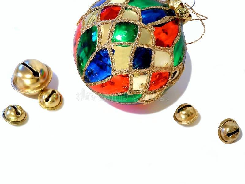Download Decoraciones de la Navidad foto de archivo. Imagen de recorte - 182198