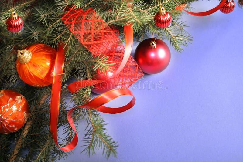 Download Decoraciones de la Navidad foto de archivo. Imagen de invitación - 7151542