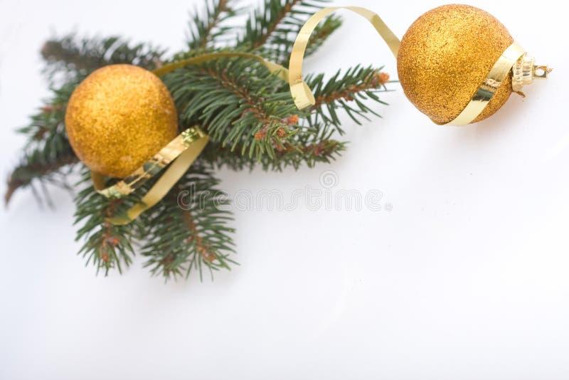 Download Decoraciones de la Navidad imagen de archivo. Imagen de ornamento - 7285087