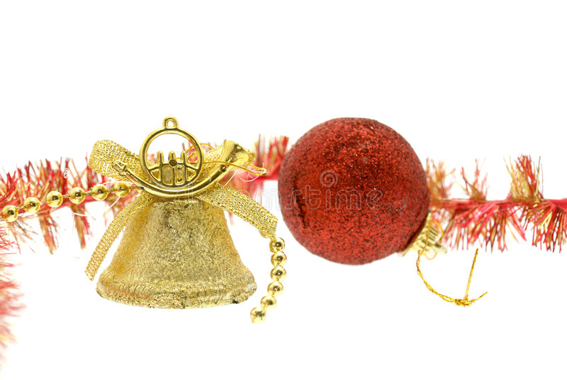 Download Decoraciones de la Navidad imagen de archivo. Imagen de chispea - 7287373
