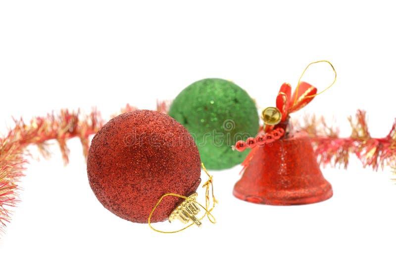 Download Decoraciones de la Navidad imagen de archivo. Imagen de dévil - 7287389