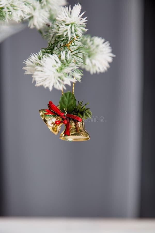 Decoraciones de la Navidad, concepto relacionado del hogar del día de fiesta imagenes de archivo