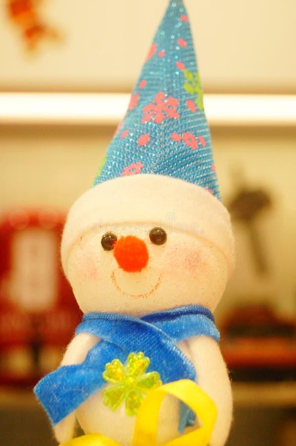 Decoraciones de Papá Noel y de la Navidad fotos de archivo libres de regalías