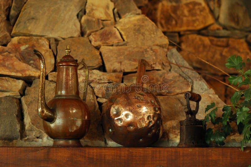 Decoraciones interiores (1) foto de archivo