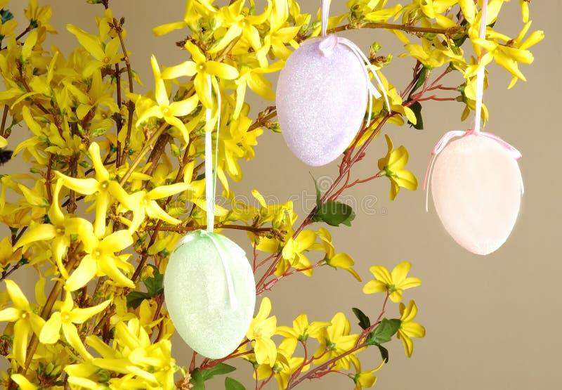 Decoradion di Pasqua fotografie stock