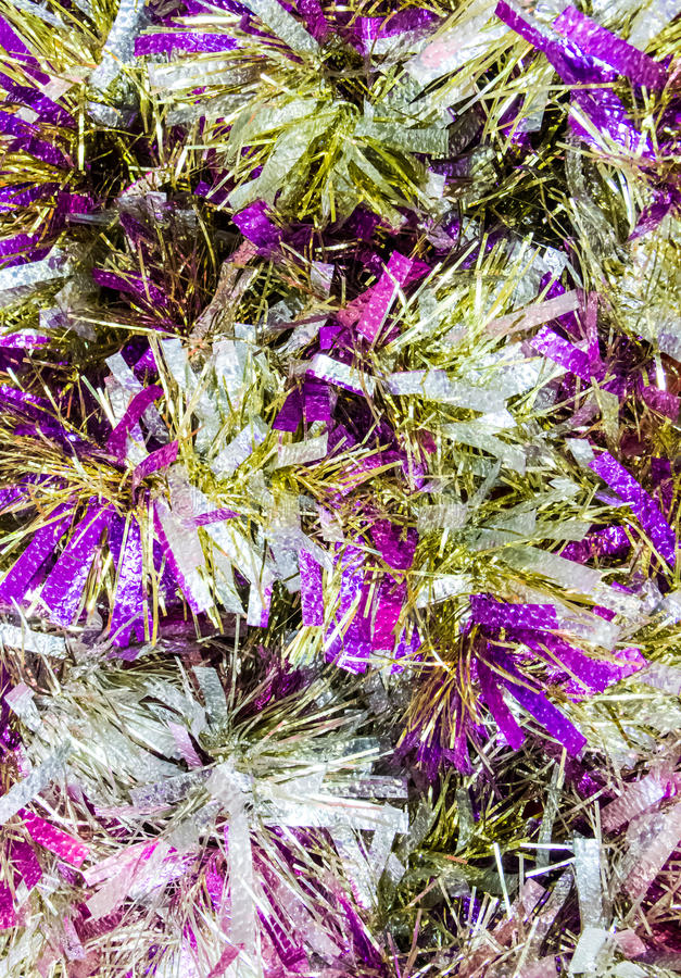 Decorate ribbon tuft