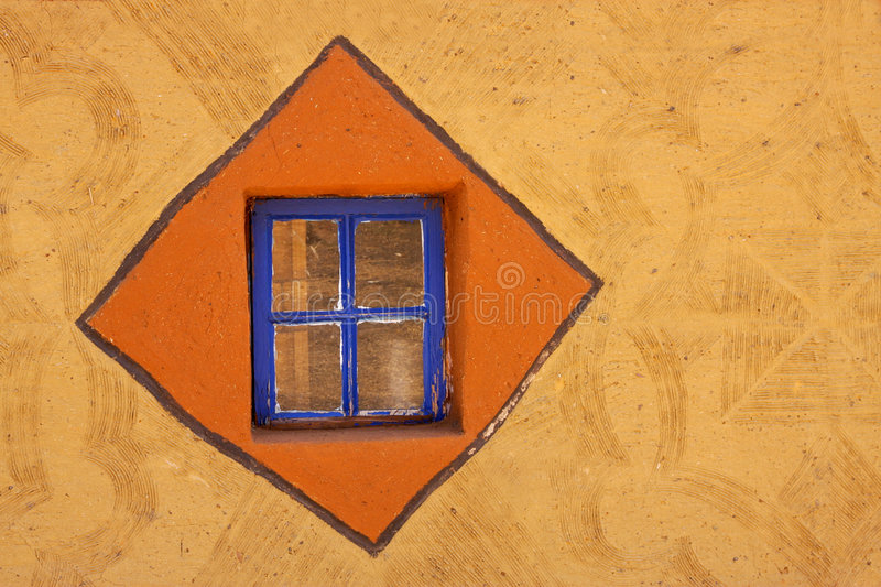 Download Decorated Basuthu hut stock photo. Image of african, decoration - 6463726