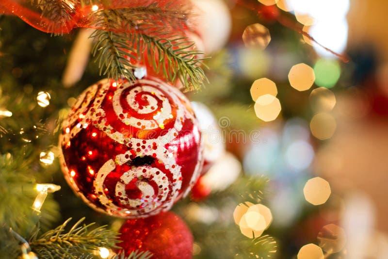 Decorated Christmas Tree Free Public Domain Cc0 Image