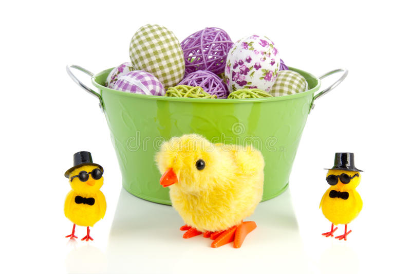 Download Decorated Easter Eggs Royalty Free Stock Images - Image: 23811569